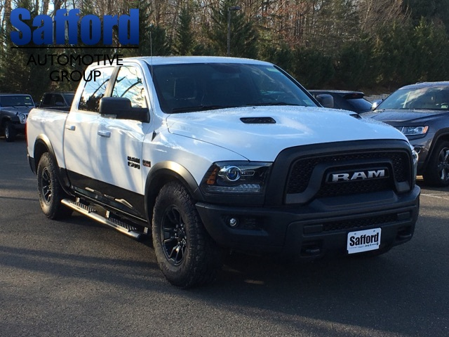 Ram 1500 Rebel >> New 2018 Ram 1500 Rebel Crew Cab In Springfield Js235422 Safford
